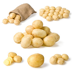 Set of Potatoes