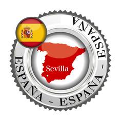 médaille Séville