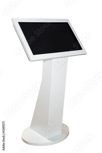Digital touchscreen terminal