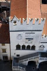 Prätorenpalast Koper von oben