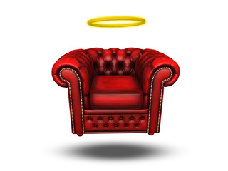Comfort Chair with Halo