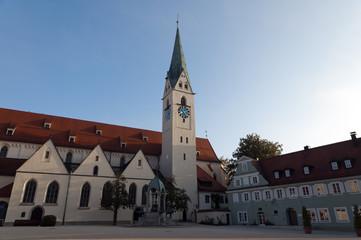 Kempten, St. Mang Kirche