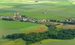 région de Roissy ...vue aérienne