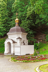 Water chapel of Kiev-Pechersk Lavra