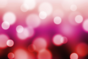 abstract  background with magic bokeh
