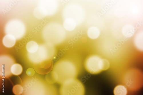 abstract  background with bokeh and lens flare - 53819782