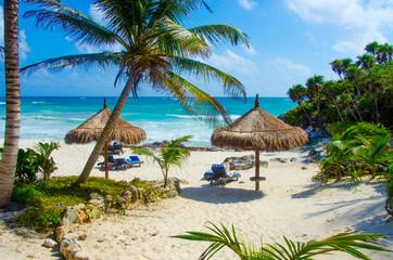 Erholung Karibik Mexiko Tulum