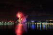 Fireworks shows in Putrajaya