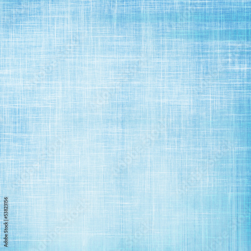 Flax blue background