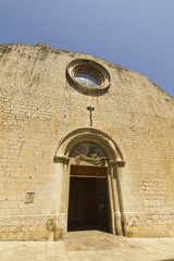 Church of Saint Peter. Figueres, Spain