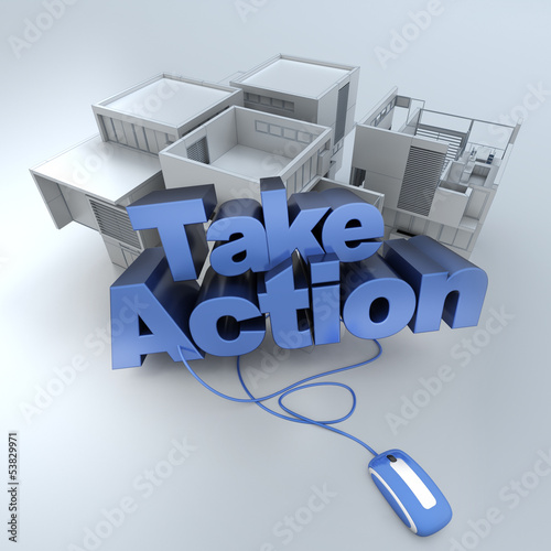 Real Estate, take action