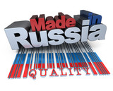 Made in Russia, quality