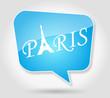 Bulle : Paris Bleu