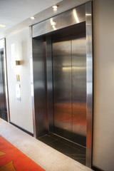 Elevator in the office