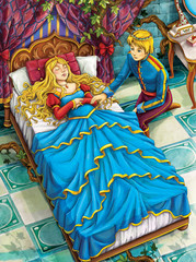 The sleeping beauty - Prince or princess