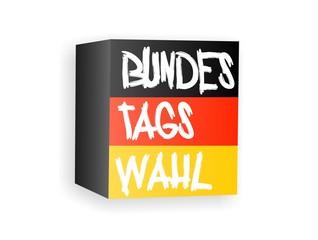 Bundestagswahl - Quader