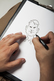 Rysowanie karykatury
