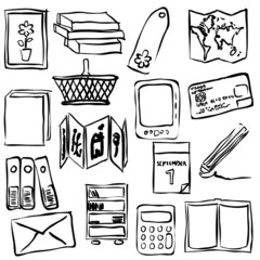 bookshop sketch images