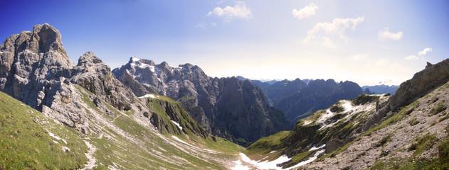 Mountain Duranno, Parco delle Dolomiti Friulane