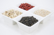 Health - Green tea, goji, oat bran and oat flakes