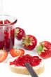 Erdbeerkonfitüre