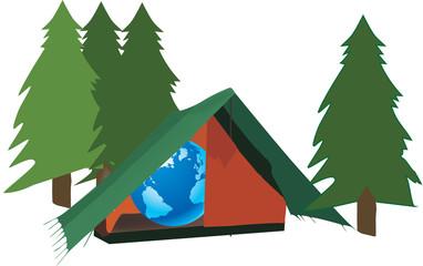 mondo in tenda