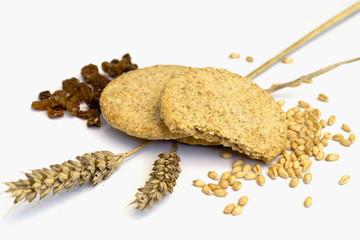 Grain cookies
