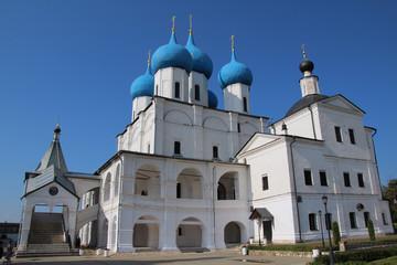 Vysotsky Monastery in Serpukhov
