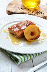 Pork and Apple