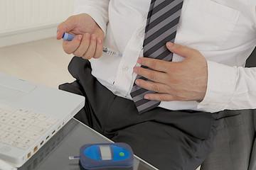 Diabète - Stylo à Insuline