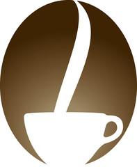 Logo coffee espresso - logo caffè espresso