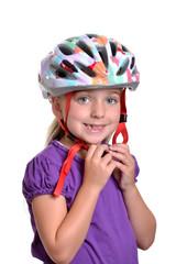 Girl Helmet
