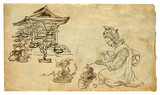 The scene of Japanese culture: Tea Ceremony