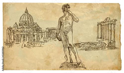 die-szene-der-italienischen-kultur-rom