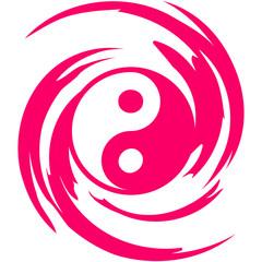 Yin Yang Swirl