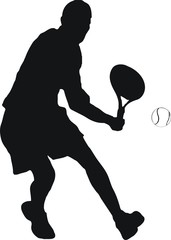 pictogramme tennis