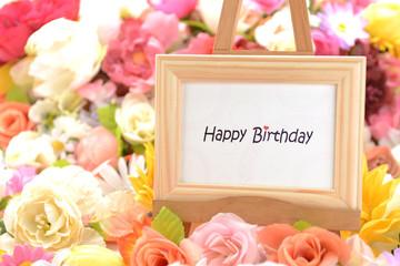 メッセージ―Happy Birthday