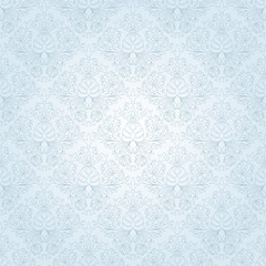 Seamless vintage wallpaper pattern
