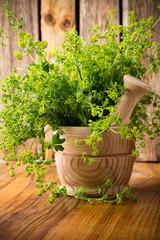 Alternative herbal medicine.