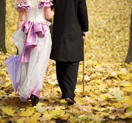 gentleman & lady