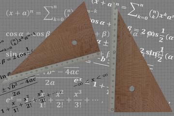 Symboles Mathématiques - Calcul trigonométrique