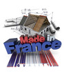 House construction made in France