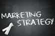 """Blackboard """"Marketing Strategy"""""""