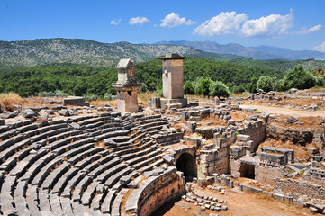 Roman Theater of Xanthos