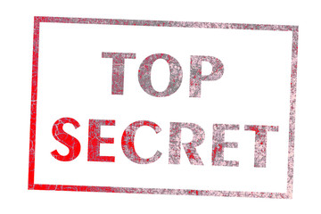 Top secret Stempel