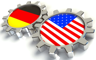 Amerika Deutschland