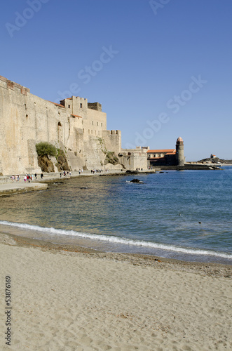 Collioure. Vermillion Coast Area. France.