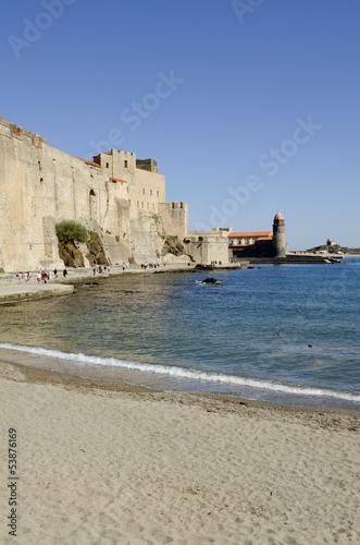 Collioure. Vermillion Coast Area. France.