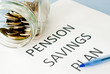 pension savings plan