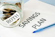 ROTH savings plan